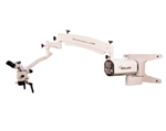 Seiler IQ SLIM LED Straight Head Microscope (Wall Mount)