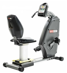 SciFit Recumbent Bike - Forward Only Step Through