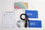 Summit Doppler ABI Kit-with Aneroid, 2 Cuffs, Forms, Chart, ABI Video