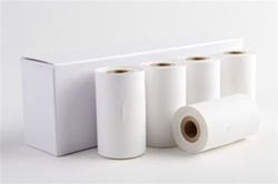Summit Doppler Adhesive Backed Label Paper - 5 Rolls