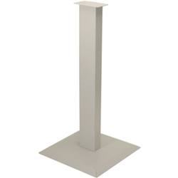 Bowman Kiosk Stand - All Steel with Standard Base