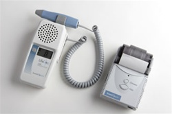 Summit LifeDop ABI Reimbursable Vascular Doppler with Printer
