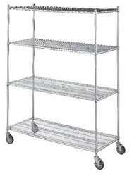 R&B Wire Linen Carts