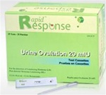 Rapid Response Ovulation (LH) Urine Kit - 25mlU