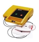 Physio-Control LIFEPAK 500 Biphasic AED w/ Pads & Battery (Refurbished)
