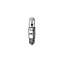 Neitz Rechargeable Otoscope Replacement Bulb