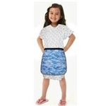 Techno-Aide Kid's Lap Guard Half Apronette