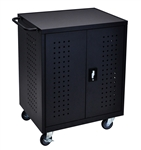 42 Tablet/Chromebook Computer Charging Cart
