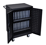 24 Laptop/Chrome Book Charging Cart