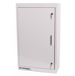 Lakeside Single Door, Double Lock, (2) Adjustable Shelves, Narcotics Cabinets