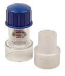 Ventilator Peep Valve with Adapter