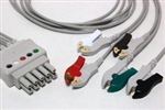 Datex-Ohmeda Pro1001 Compatible ECG Lead Set