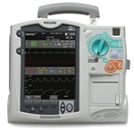 Philips Heartstart MRx w/ 3-lead ECG, AED function, Pacing (Refurbished)