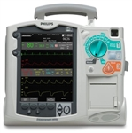 Philips Heartstart MRx - 12-lead ECG, Pacing, SpO2, NIBP, EtC02, 2-IBP, Temp, & AED (Refurbished)