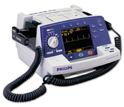 Philips HeartStart XL Defibrillator Monitor Model