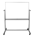 48 x 36 Double-Sided Magnetic Mobile Whiteboard
