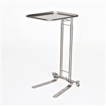 Mid Central Medical Stainless Steel Mayo Stand