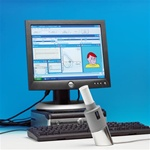 MicroDirect SpiroUSB (with MicroDirect Spirometry PC Software)