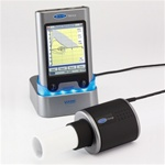 MicroDirect MicroLoop Spirometer