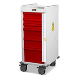 Harloff MR-Conditional Emergency Cart