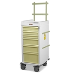 Harloff MR-Conditional Anesthesia Cart