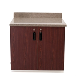 Medical Storage Casework, Base Cabinet