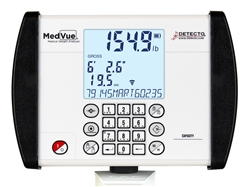 MedVue Digital Weight Analyzer