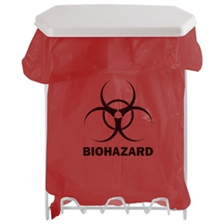 Bowman Biohazard Bag Holder