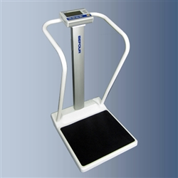 Befour MX310 Bariatric Tilt & Roll Handrail Scale