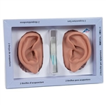 3B Ear Set, One Left and Right Ear
