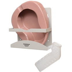 Bowman Bedpan/Urinal Dispenser