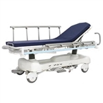 Novum Medical Hydraulic Stretcher 5 Position 5th Wheel - 700 lbs Weight Capacity