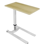 Novum Medical iSeries Overbed Table - Standard Tan Base