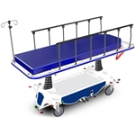 Novum Medical Hydraulic Transport Stretcher