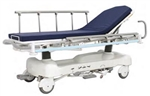 Novum Hydraulic Patient Transfer Stretcher (5 position, 5th Wheel)