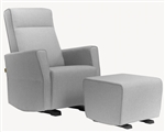 Upholstered Glider Rocker