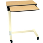 Novum Medical Acute Care Overbed Table - No Vanity
