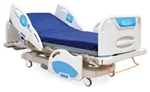 5 Position Electric Adult Bed with Scale and Alarm