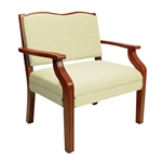 "Novum Medical Bariatric Dining Chair, 450 lb Capacity, 33""W x 21""D x 33""H"