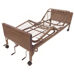 Manual Long Term Care Adult Bed
