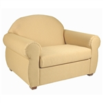 Sleeper Lounge Chair with loose cushion