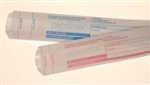 "Crosstex Self-Sealing Autoclave Bags - 2 1/2"" x 1 1/2"" x 8 3/4"" (1,000/Carton)"