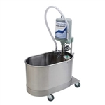 10 Gallon Podiatry Whirlpool (Mobile)