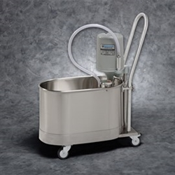 10 Gallon Podiatry Whirlpool (Mobile with Handle)