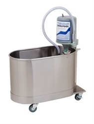 15 Gallon Podiatry Whirlpool (Mobile)