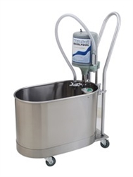 15 Gallon Podiatry Whirlpool (Mobile With Handle)