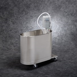 22 Gallon Podiatry Whirlpool (Mobile)