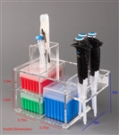 Poltex Slim-Line/Pass-Through Pipette Stand