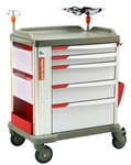Lakeside Persolife PER600 Emergency Cart