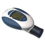 MicroDirect Microlife Digital Peak Flow Meter for Spirometery
